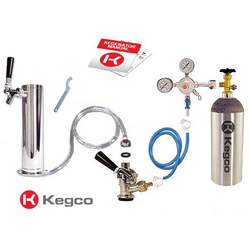 Tower Kegerator Conversion Kits